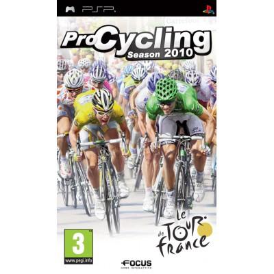 Pro Cycling Manager Season 2010 Tour de France PSP