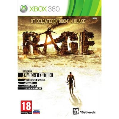 RAGE Anarchy Edition (русская версия) (Xbox 360)