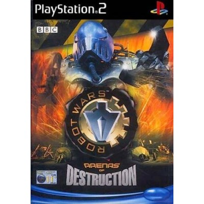 Robot Wars: Arenas of Destruction (PS2)