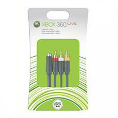 Кабель S-Video AV (Xbox 360)