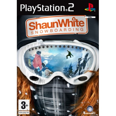 Shaun White Snowboarding (PS2)