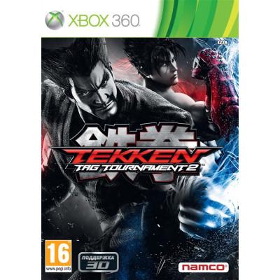 Tekken Tag Tournament 2 (Xbox 360 - Xbox One)