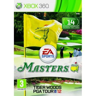 Tiger Woods PGA Tour 12 (Xbox 360)