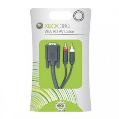 Кабель VGA HD AV (Xbox 360)