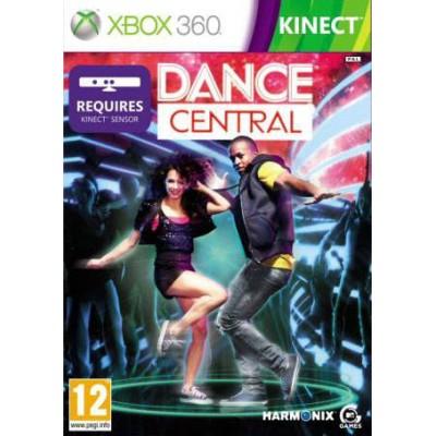 Dance Central (для Kinect) (русские субтитры) (Xbox 360)