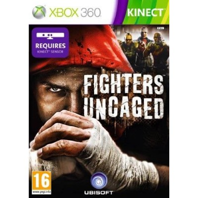 Fighters Uncaged (для Kinect) (Xbox 360)