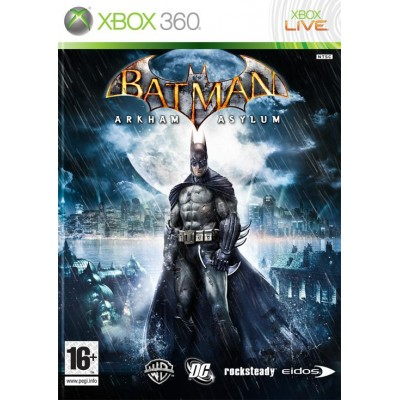 Batman: Arkham Asylum (Xbox 360)