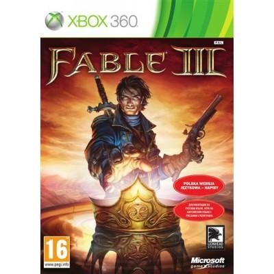 Fable 3 (русские субтитры) (Xbox 360)