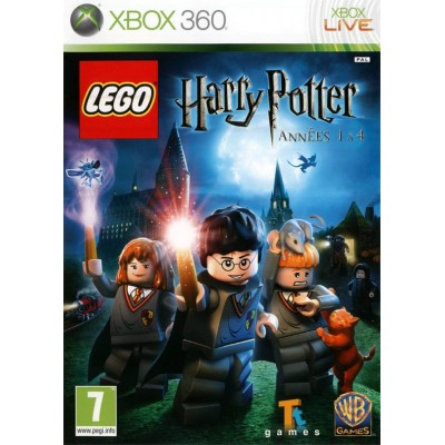 LEGO Harry Potter: Year 1-4 (Английская версия) (Xbox 360)