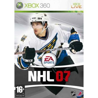 NHL 07 (английская версия) (Xbox 360)