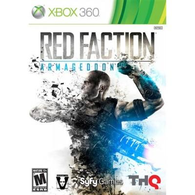 Red Faction: Armageddon (русские субтитры) (Xbox 360)