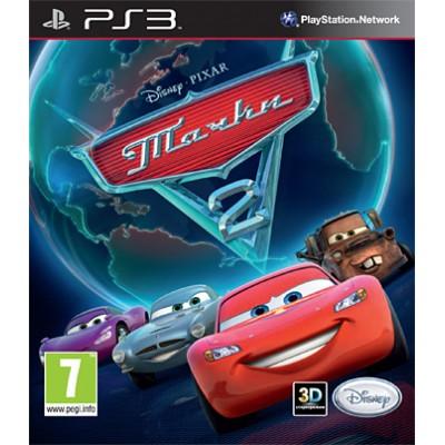 Игра для PlayStation 3 Cars 2
