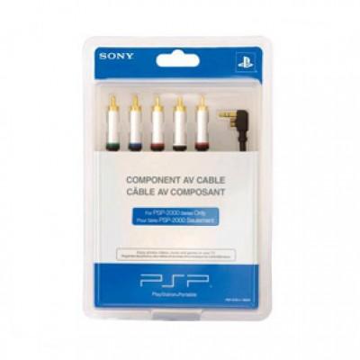 Кабель AV Component (для PSP Slim)