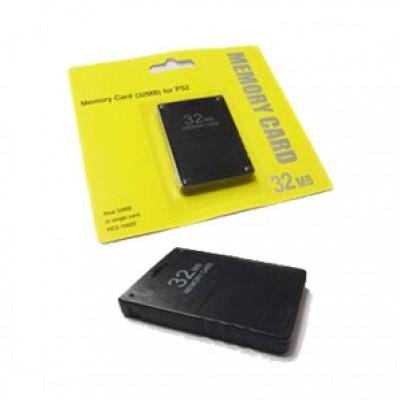 Карта памяти Memory Card 32 Mb (PS2)