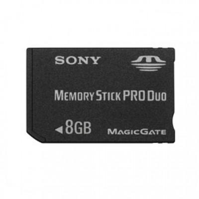 Карта памяти MS PRO Duo 8 GB