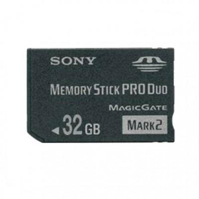 Карта памяти MS PRO Duo 32 GB