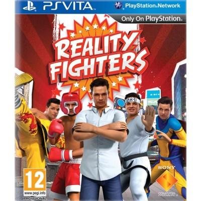 Reality Fighters (русская версия) (PS Vita)