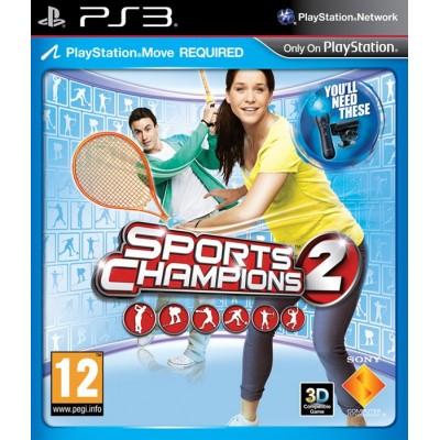 Праздник спорта 2 (с поддержкой PlayStation Move) (русская версия) (PS3)
