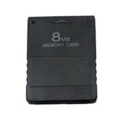 Карта памяти Memory Card 8 MB (PS2)