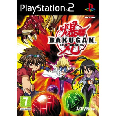 Bakugan: Battle Brawlers (PS2)
