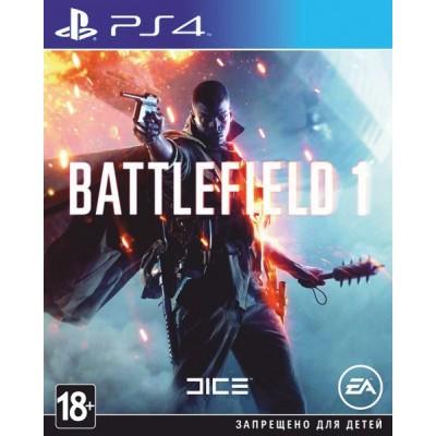 Battlefield 1 (русская версия) (PS4)