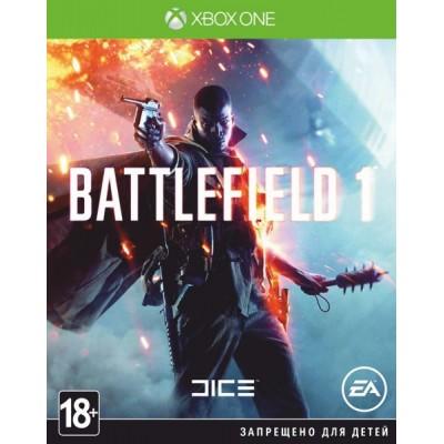 Battlefield 1 (русская версия) (Xbox One/Series X)