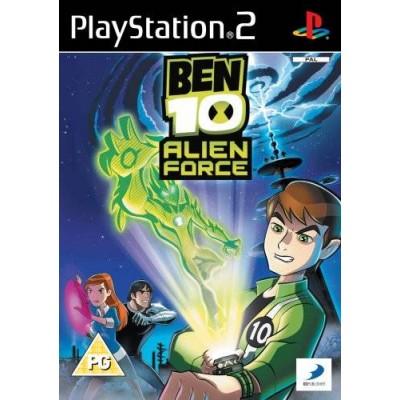 Ben 10 Alien Force (PS2)