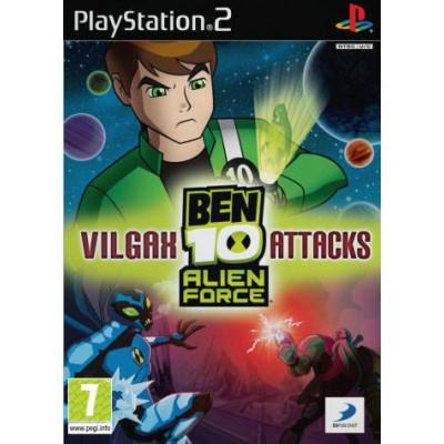 Ben 10 Alien Force Vilgax Attacks (PS2)