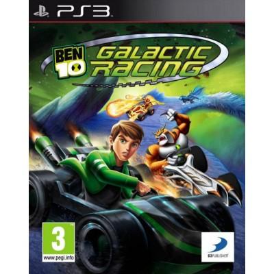 Ben 10: Galactic Racing (PS3)