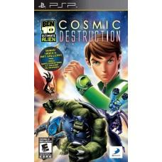 Ben 10 Ultimate Alien: Cosmic Destruction PSP