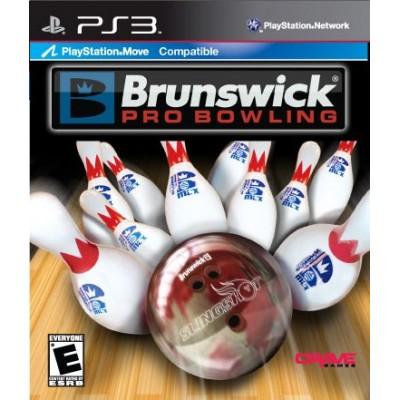 Brunswick Pro Bowling (с поддержкой PlayStation Move) (PS3)