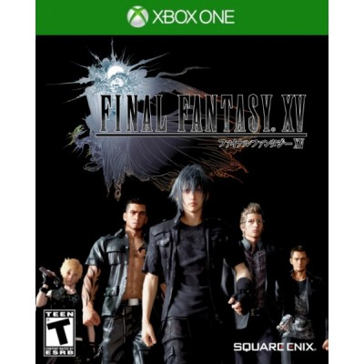 Final Fantasy XV (русские субтитры) (Xbox One/Series X)