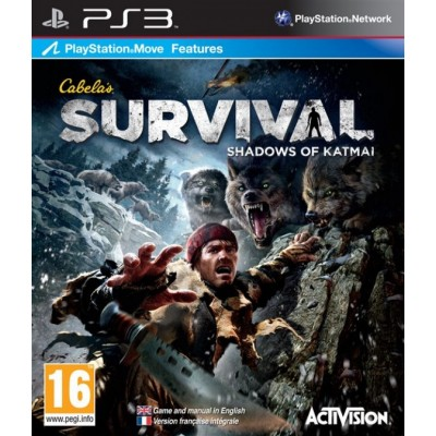 Cabela's Survival: Shadows of Katmai (с поддержкой PlayStation Move) (PS3)