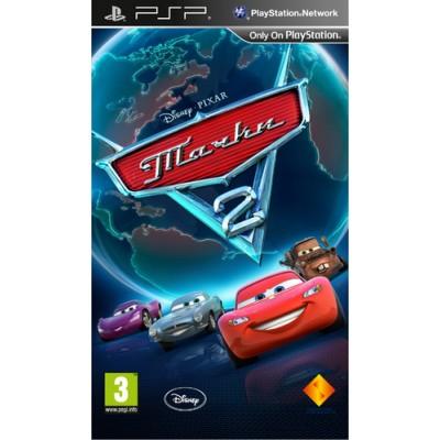 Тачки 2 (Cars 2) русская Версия (PSP)