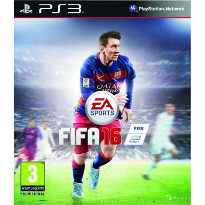 FIFA 16 (русская версия) (PS3)