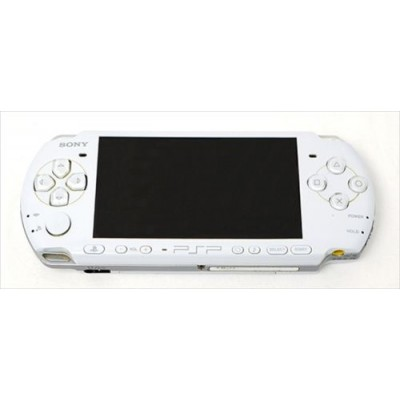 Sony PSP 3000 Slim White