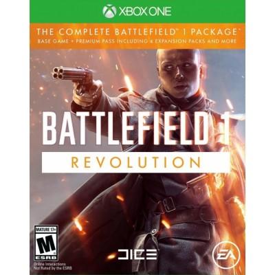 Battlefield 1. Революция (русская версия) (Xbox One/Series X)