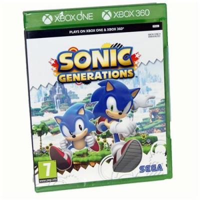 Sonic Generations (Xbox 360 / Xbox One)