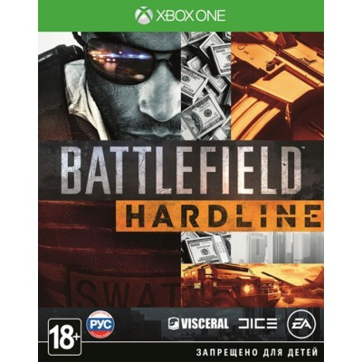 Battlefield: Hardline (Русская версия) (Xbox One)