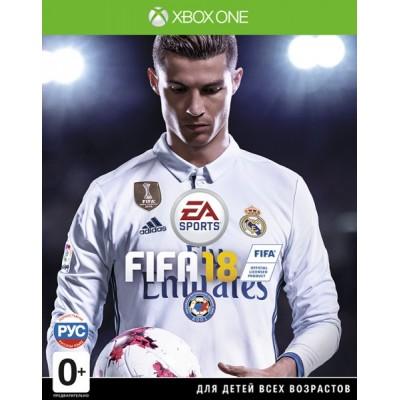 FIFA 18 (русская версия) (Xbox One/Series X)