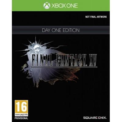 Final Fantasy XV - Day One Edition (русские субтитры) (Xbox One/Series X)