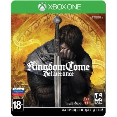 Kingdom Come: Deliverance Издание Steelbook (русская версия) (Xbox One)