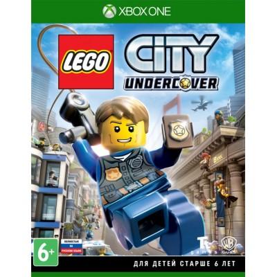 LEGO City: Undercover (русская версия) (Xbox One/Series X)