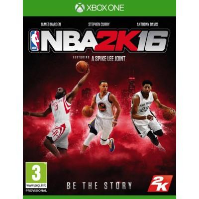 NBA 2K16 (Xbox One/Series X)