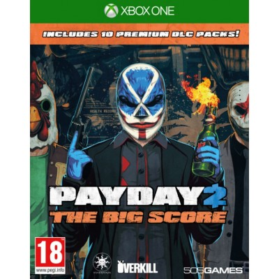 Payday 2: The Big Score (Xbox One)