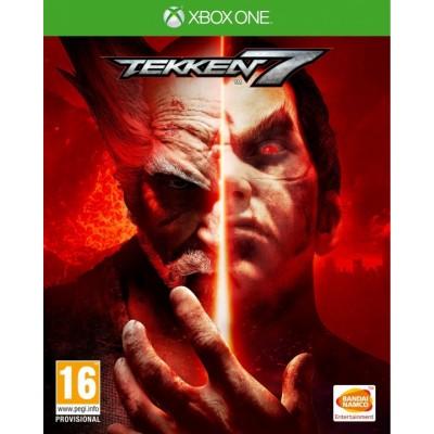 Tekken 7 (русская версия) (Xbox One/Series X)