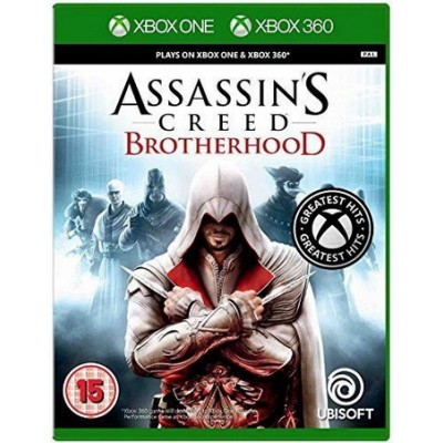 Assassin's Creed: Brotherhood (Xbox One - Xbox 360)