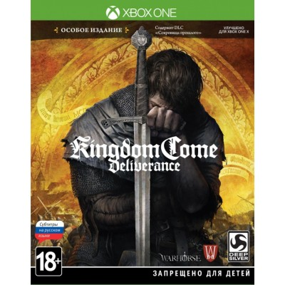 Kingdom Come: Deliverance Особое Издание (русские субтитры) (Xbox One/Series X)