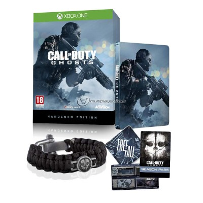 Call of Duty: Ghosts Hardened Edition (Xbox One/Series X)