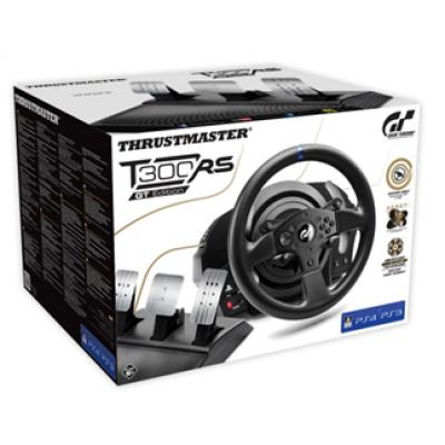 Руль Thrustmaster T300 RS GT Edition, черный